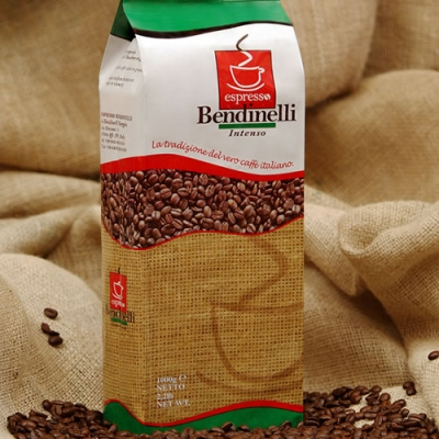 Picture of Intenso - Bendinelli, 40% Arabica original italienischer Espresso